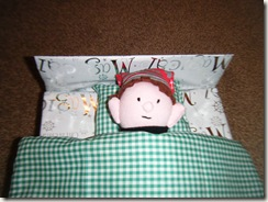 Jingles in bed