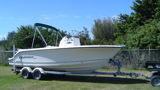 1989 23' MAKO 230 WALK AROUND. Aaron, It was a pleasure meeting you and ...