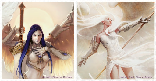 Angels+vs+demons+art