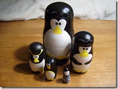 linux-penguin-matryoshka-dolls
