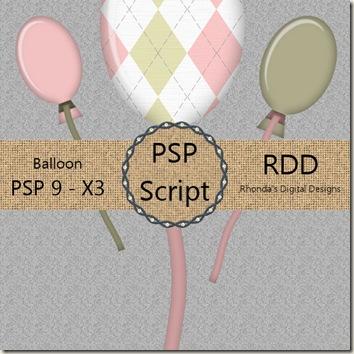 RDD-BalloonDisplay