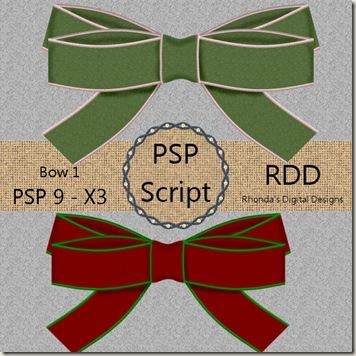 RDD-Bow1Display