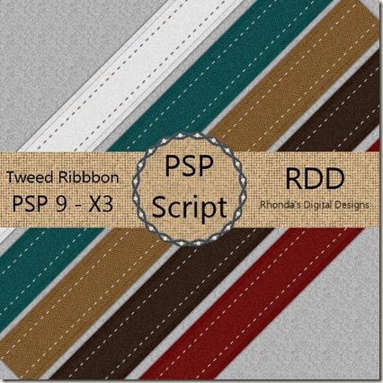 RDD-TweedRibbonDisplay