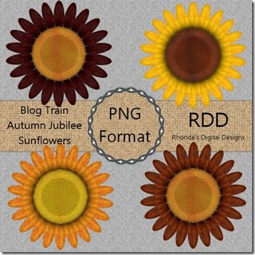 RDD-AutumnJubileeSunflowerDisplay