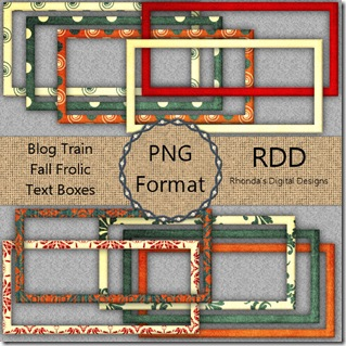RDD-FallFrolicTextBoxesDisplay