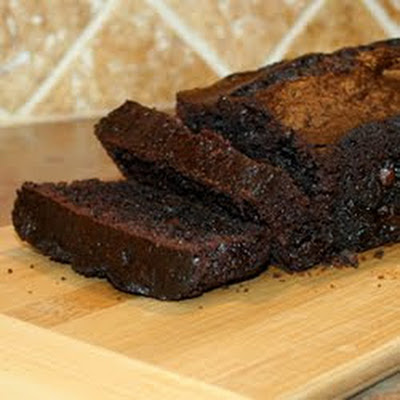 Chocolate Zucchini Loaf