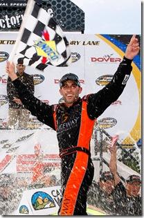 Almirola wins Dover truck race