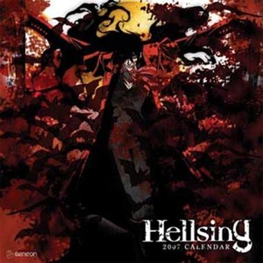 hellsing2007calendar