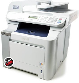 Impressora, Multifuncional, Brother, USB, JPEG, TIFF, PDF, Fast Ethernet