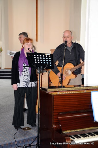 Music Group at 10 am service