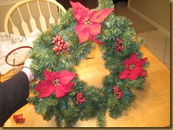 christmas wreath 011