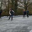Kampioenschap schaatsen De Broekstreek 11-01-2009