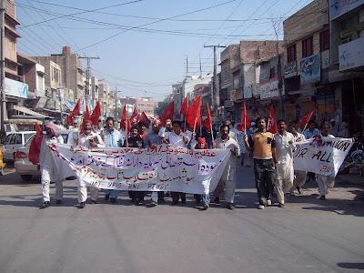 Bolshevik Day in Pakistan