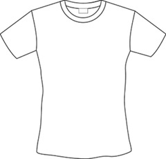 Templates T-Shirt