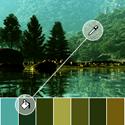 trik memilih warna untuk karya desain grafis