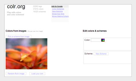 tips pemilihan warna untuk desain grafis menggunakan colr