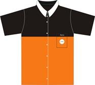 Template Contoh Design Kaos CorelDraw