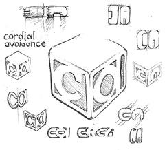 Proses membuat logo 13