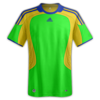 Free Football Jersey Creator PSD Kit Adidas