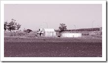 Imagen de archivo de la EDAR que hace años se ejecutó en Almodóvar del Campo y que quedó en desuso.