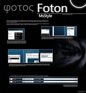 Foton,windows style xp theme download,xp佈景主題vista,visual styles,xp佈景主題教學下載,桌面改造,桌面美化,破解xp佈景主題限制