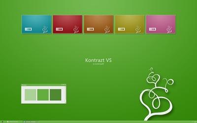 Kontrazt,windows style xp theme download,xp佈景主題vista,visual styles,xp佈景主題教學下載,桌面改造,桌面美化,破解xp佈景主題限制