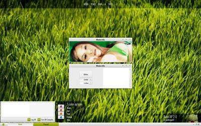 Kupo_XP_2_0,windows style xp theme download,xp佈景主題vista,visual styles,xp佈景主題教學下載,桌面改造,桌面美化,破解xp佈景主題限制