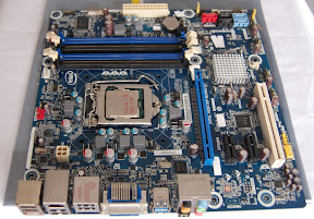 Intel Sandy Bridge: Core i5-2500K and DH67BL Motherboard
