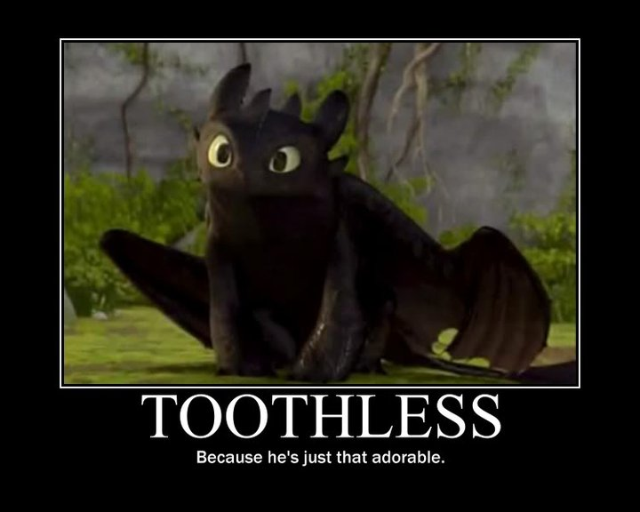 toothless big eyes by - photo #2