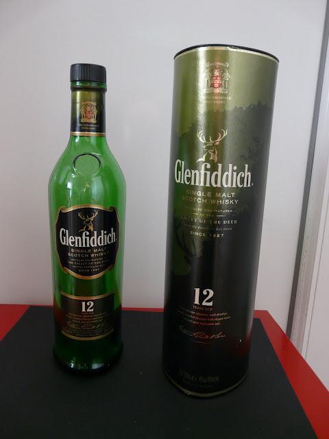Nouveau et jeune amateur de Whisky Glenfiddich%2012%20years