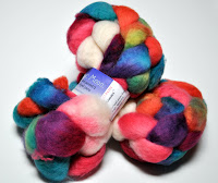 You choose handspun!