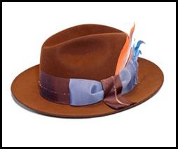 Albertus Swanepoel for Stetson Singita Felt Hat