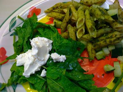 Cucumber-Pasta Salad