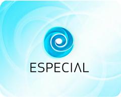 Logotipo do programa E-ESPECIAL da SIC