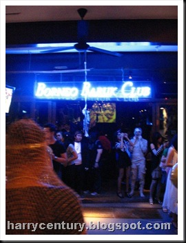 borneo baruk club