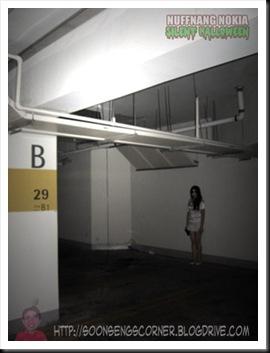 haunting basement