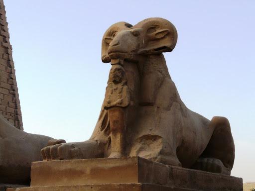 Religión y Dioses del Antiguo Egipto