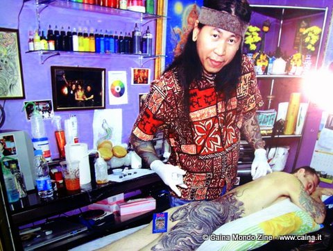 thai tattoo maker