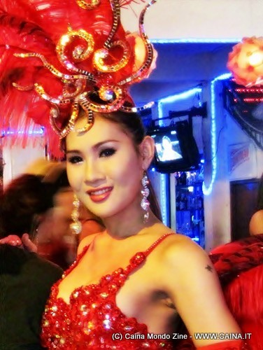 Foto incredibili, ladyboy