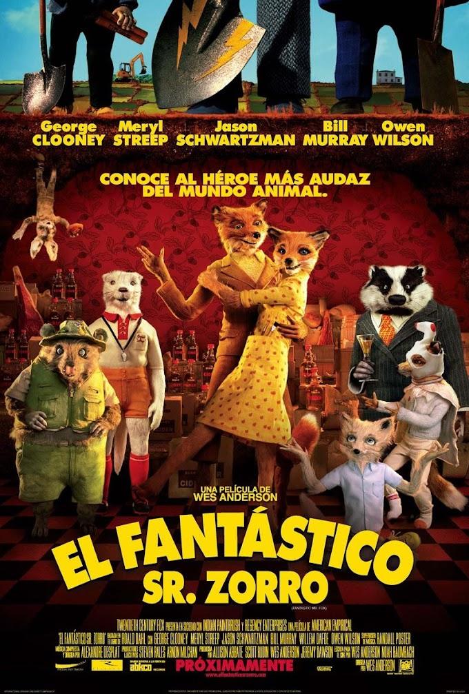Wes Anderson firma su obra maestra. El director irrumpe con Fantástico Sr. Fox