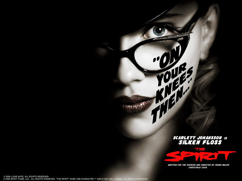 Scarlett Johansson in The Spirit Wallpaper 2 800 LO + HOT: SCARLETT JOHANSSON (LA VIUDA NEGRA)