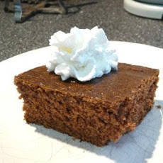Eggless, Milkless, Butterless Spice Cake