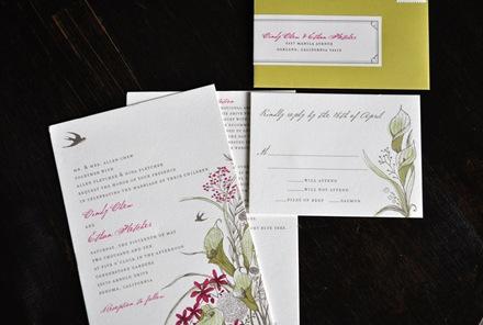Cindy invite w envelope