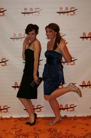 Allie and Sarah