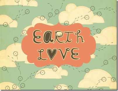 Earth Love Banner