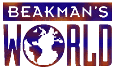 Beakman's World Logo