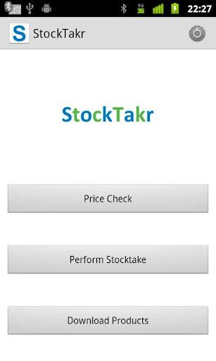 StockTakr