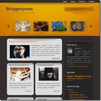 bloggerpress
