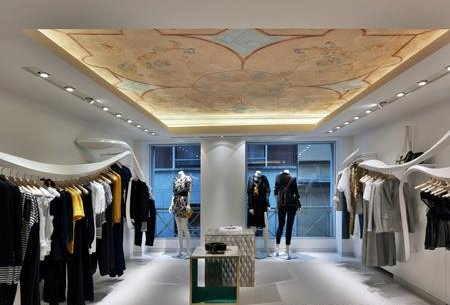 Luxury Store Interior Design