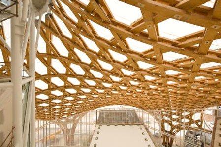 Pompidou-Metz centre
